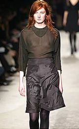Martine Sitbon Fall 2002 Ready-to-Wear Collection 0002