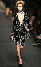 YSL Rive Gauche Fall 2002 Ready-to-Wear Collection 0002