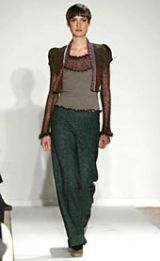Nanette Lepore Fall 2002 Ready-to-Wear Collection 0002