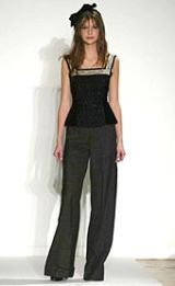 Nanette Lepore Fall 2002 Ready-to-Wear Collection 0003