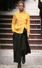 Yohji Yamamoto Fall 2002 Ready-to-Wear Collection 0002