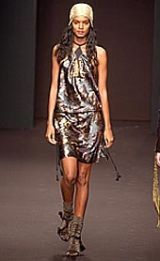 Lawrence Steele Fall 2002 Ready-to-Wear Collection 0003