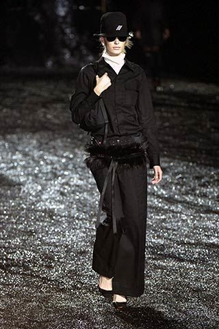 Y3 Fall 2006 Ready-to-Wear Collections 0002