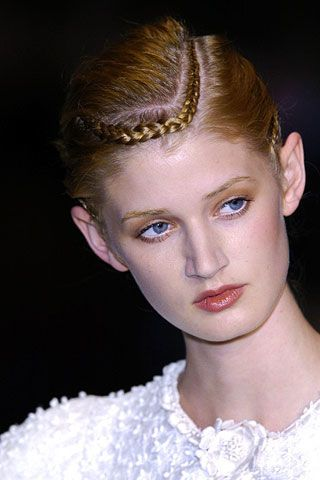 Hair, Ear, Lip, Cheek, Hairstyle, Chin, Forehead, Eyelash, Eyebrow, Style,