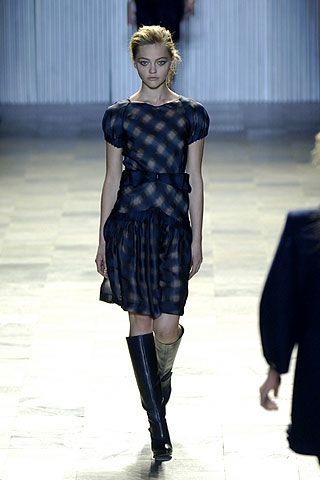 Zac Posen Fall 2006 Ready-to-Wear Collections 0002