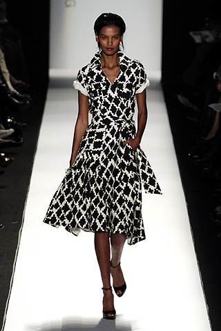 Diane von Furstenberg Fall 2006 Ready-to-Wear Collections 0002