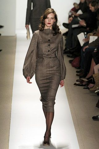 Tuleh Fall 2006 Ready-to-Wear Collections 0003