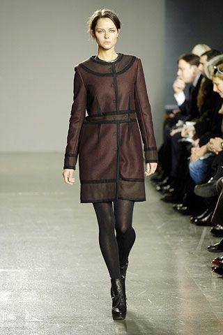 Proenza Schouler Fall 2006 Ready-to-Wear Collections 0002
