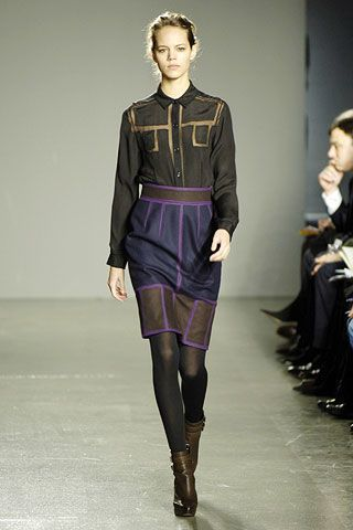 Proenza Schouler Fall 2006 Ready-to-Wear Collections 0003