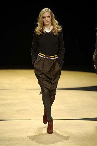 Paul Smith Women Fall 2006 Ready-to-Wear Collections 0002