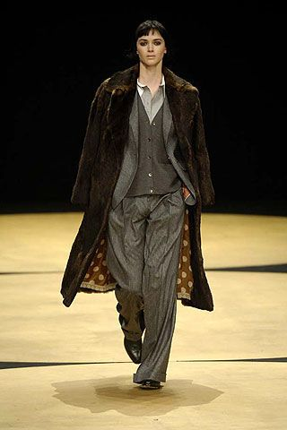 Paul Smith Women Fall 2006 Ready-to-Wear Collections 0003