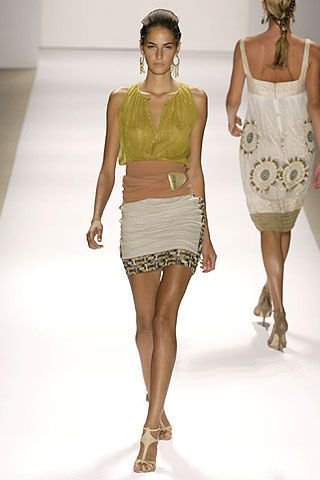 Nicole Miller Spring 2007 Ready-to-wear Collections 0002