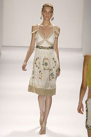 Nicole Miller Spring 2007 Ready-to-wear Collections 0003