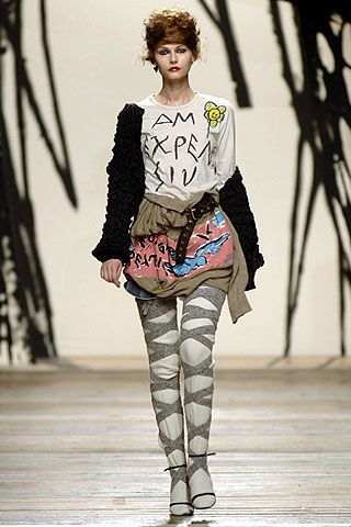 Vivienne Westwood Fall 2006 Ready-to-Wear Collections 0002