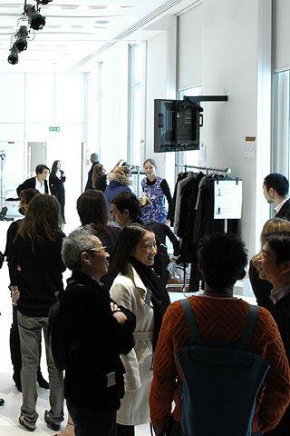 Atsuro Tayama Fall 2006 Ready-to-Wear Backstage 0002