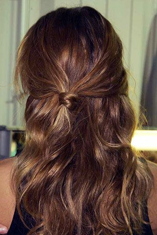 Brown, Hairstyle, Style, Long hair, Brown hair, Hair coloring, Beauty, Blond, Liver, Back,