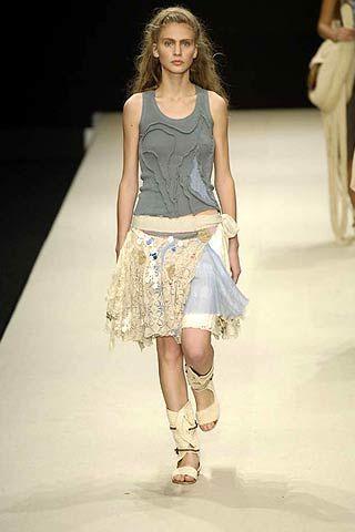 Clothing, Footwear, Leg, Fashion show, Brown, Human leg, Shoulder, Runway, Joint, Fashion model,