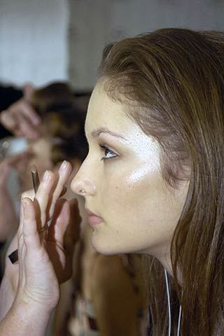 Costello Tagliapietra Spring 2007 Ready-to-wear Backstage 0003