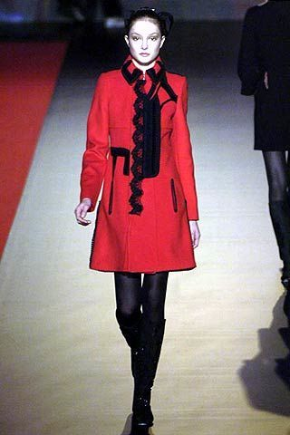 Christian Lacroix Fall 2006 Ready-to-Wear Collections 0002