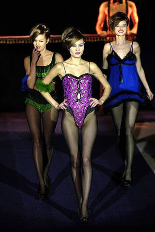 Betsey Johnson Fall 2006 Ready-to-Wear Collections 0002