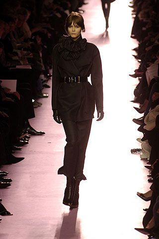 Yves Saint Laurent Fall 2006 Ready-to-Wear Collections 0002