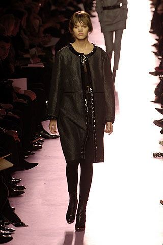 Yves Saint Laurent Fall 2006 Ready-to-Wear Collections 0003