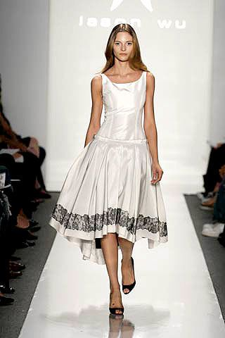 Jason Wu Spring 2007 Ready-to-wear Collections 0002