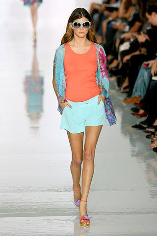 Matthew Williamson Spring 2007 Ready-to-wear Collections 0003