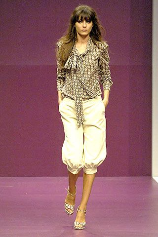 Biba Spring 2007 Ready-to-wear Collections 0003