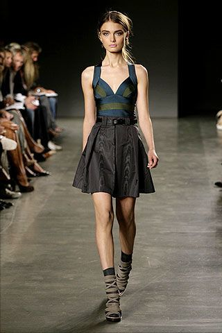 Proenza Schouler Spring 2007 Ready-to-wear Collections 0003