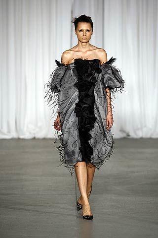 Rodarte Spring 2007 Ready-to-wear Collections 0002