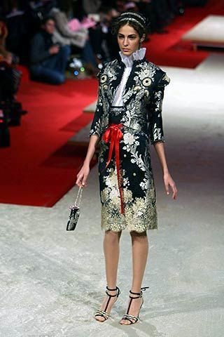 Christian Lacroix Spring 2006 Haute Couture Collections 0003