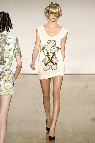 Jeremy Scott Spring 2007 Ready-to-wear Collections 0002