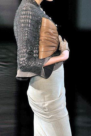 Giorgio Armani Fall 2006 Ready-to-Wear Detail 0003