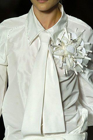 Clothing, Dress shirt, Collar, Sleeve, White, Formal wear, Fashion, Blazer, Button, Fashion design,