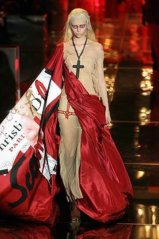 Christian Dior Spring 2006 Haute Couture Collections 0003
