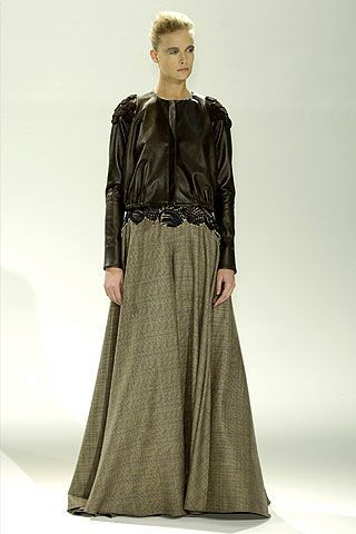 Doo Ri Fall 2005 Ready-to-Wear Collections 0003
