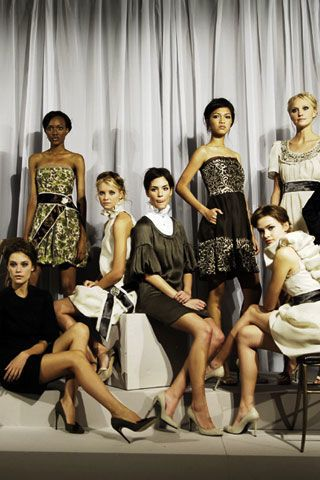 Lela Rose Fall 2006 Ready-to-Wear Collections 0002