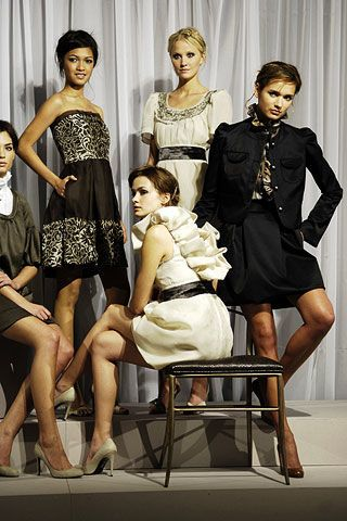 Lela Rose Fall 2006 Ready-to-Wear Collections 0003