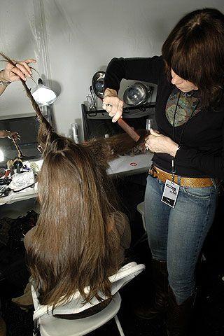 Twinkle Fall 2006 Ready-to-Wear Backstage 0003