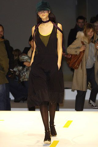 DKNY Fall 2006 Ready-to-Wear Collections 0002