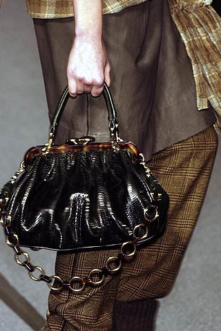 Marc Jacobs Fall 2006 Ready-to-Wear Detail 0002