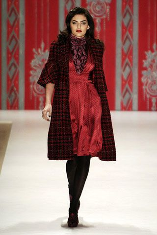 Nanette Lepore Fall 2006 Ready-to-Wear Collections 0003