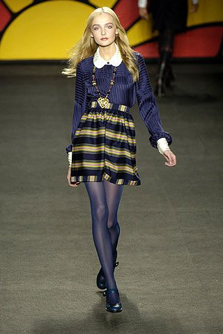 Anna Sui Fall 2006 Ready-to-Wear Collections 0003