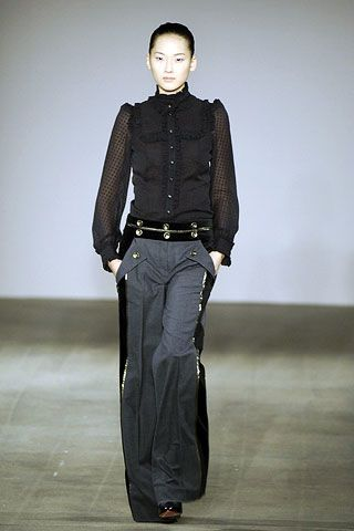 Derek Lam Fall 2006 Ready-to-Wear Collections 0003