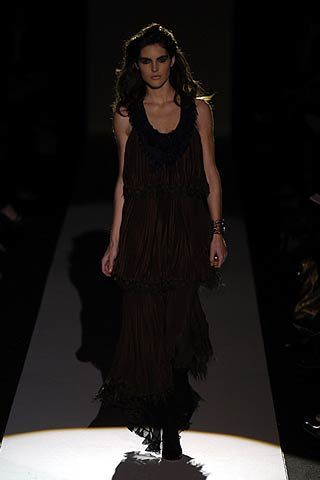 Badgley Mischka Fall 2006 Ready-to-Wear Collections 0002