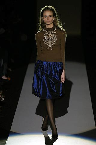 Badgley Mischka Fall 2006 Ready-to-Wear Collections 0003