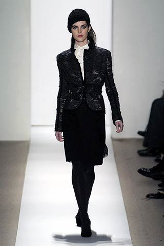 J. Mendel Fall 2006 Ready-to-Wear Collections 0002