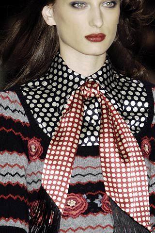 Nanette Lepore Fall 2006 Ready-to-Wear Detail 0003