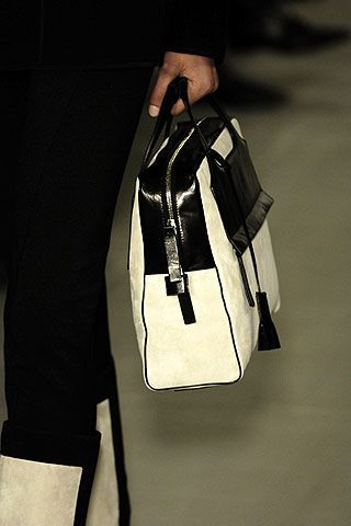 Narciso Rodriguez Fall 2006 Ready-to-Wear Detail 0002